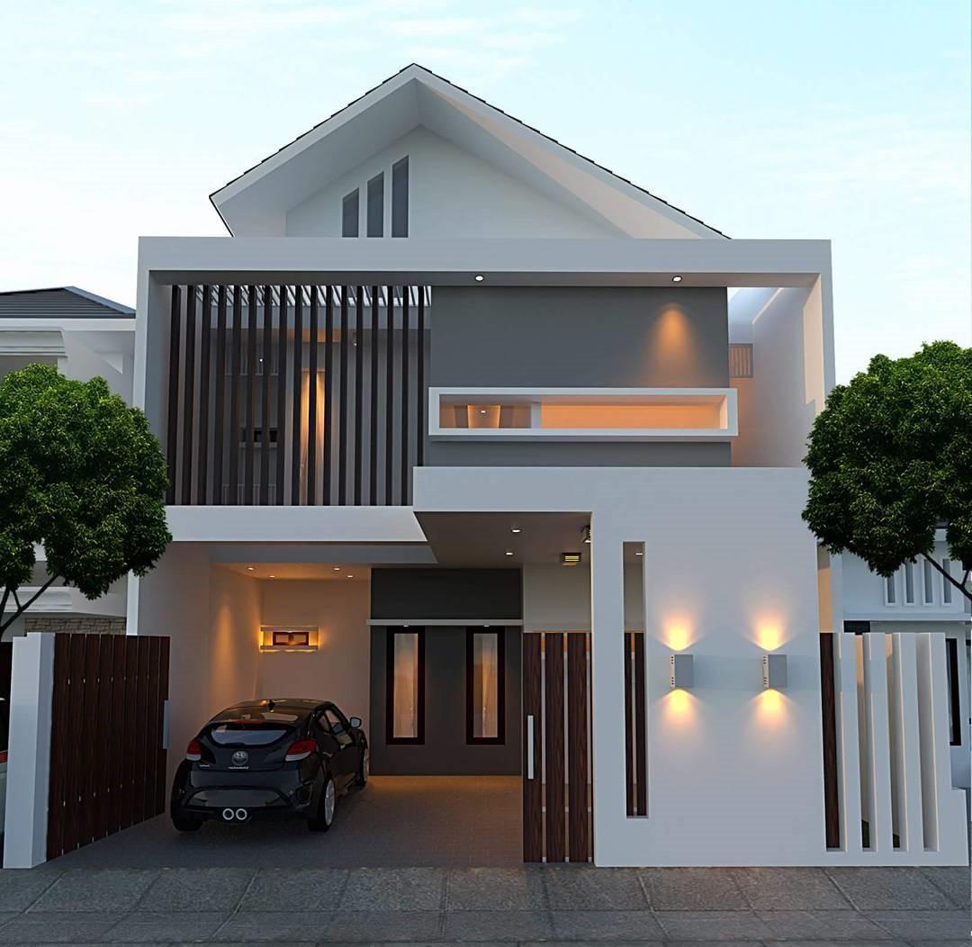 18 Desain Rumah Minimalis Type 36 dan 45 Terbaru 2020 ...