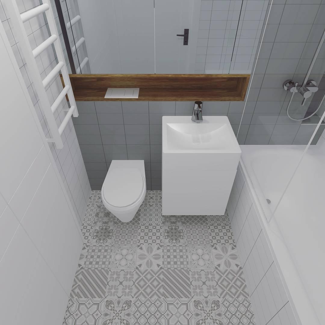 dekor kamar mandi minimalis