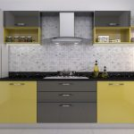 Model Kitchen Set Minimalis Dapur Kecil