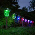Model Lampu Hias Taman Minimalis