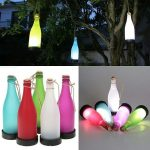 Model Lampu Taman Botol Tenaga Surya Matahari Solar Light Led