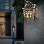 Model Lampu Taman Minimalis Klasik