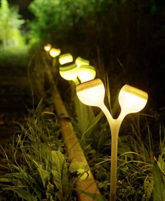Model Lampu Taman Terbaru