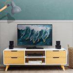 Model Meja TV Minimalis Sebagai Desain Lemari Tv Modern Anda