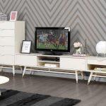 Model Meja Tv Unik Modern