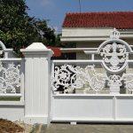 Model Pagar Mewah Rumah Minimalis
