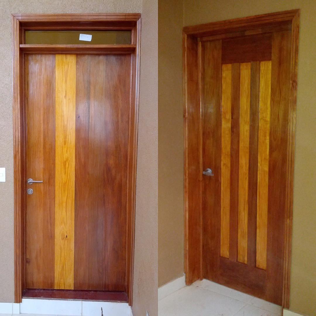 32 desain pintu kamar tidur minimalis 2017 terbaru dekor