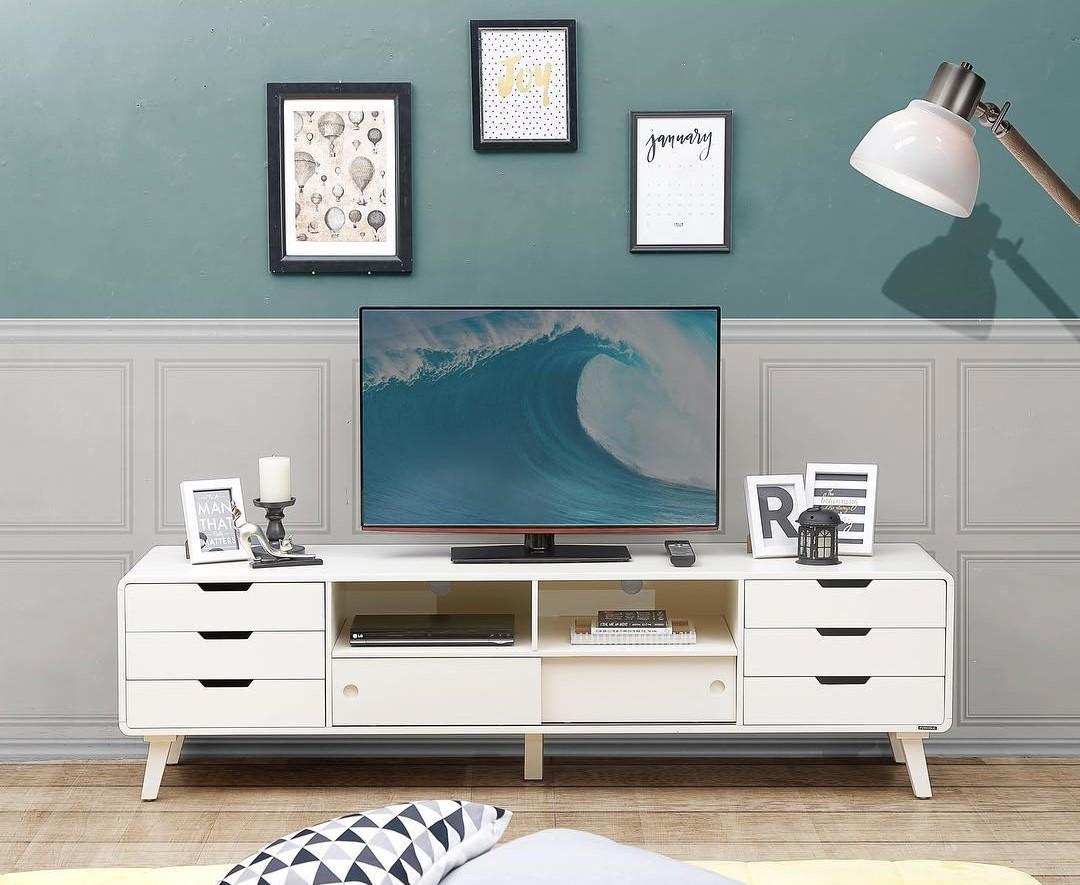 Model Rak Tv Modern Minimalis