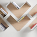 Model Rak Dinding Minimalis Modern Untuk Dekorasi Ruang Tamu