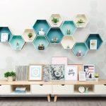 Model Rak Dinding Ruang Tamu Ruang Keluarga Minimalis