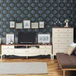Model Ruangan Tv Minimalis Bergaya Modern Scandinavian
