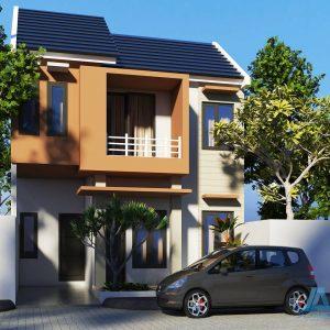 18 desain rumah minimalis type 36 dan 45 terbaru 2021