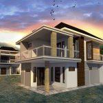 Model Rumah Minimalis Type 45 2 Lantai
