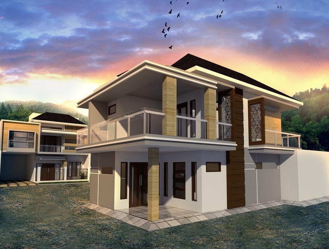 gambar desain rumah minimalis btn   feed news indonesia