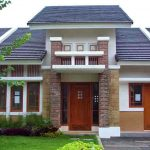 Model Rumah Sederhana Di Kampung Terbaru