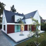 Model Rumah Sederhana Dikampung Tapi Keren