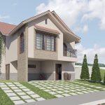 Model Rumah Sederhana Minimalis Dataran Tinggi