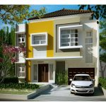 Model Rumah Sederhana Tapi Mewah 2 Lantai