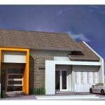 Model Rumah Sederhana Terbaru Modern