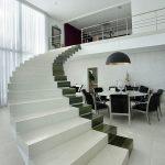 Model Tangga Rumah Bertingkat Mewah
