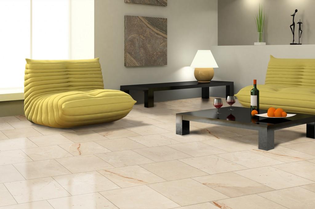 Motif Keramik Lantai Ruang Tamu Elegan