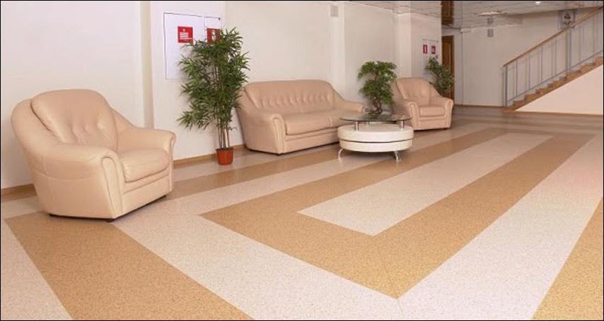 Motif Keramik Lantai Ruang Tamu Keren