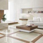 Motif Keramik Lantai Ruang Tamu Minimalis Modern