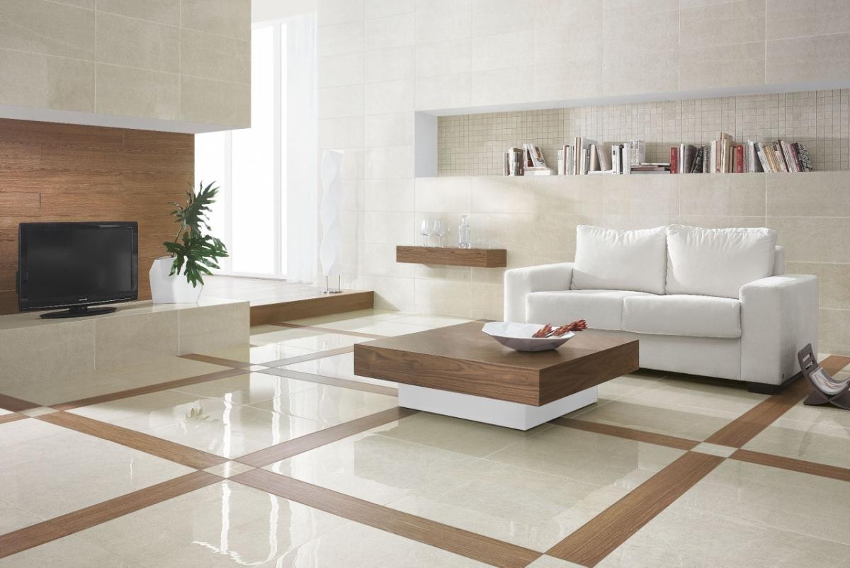 Warna Keramik Lantai Untuk Ruang Tamu