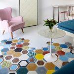 Motif Keramik Lantai Ruang Tamu Terbaru
