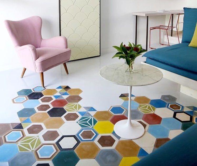 17 Motif  Keramik Lantai  Ruang Tamu Sederhana Terbaru  2019
