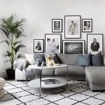 Pajangan Foto Dinding Ruang Tamu Sebagai Dekorasi Ruang Tamu