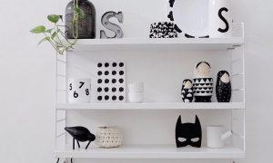 Rak Dinding Minimalis Dapur