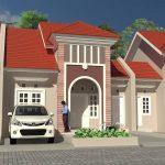 Rumah Idaman Sederhana Cantik Tampak Depan Terbaru