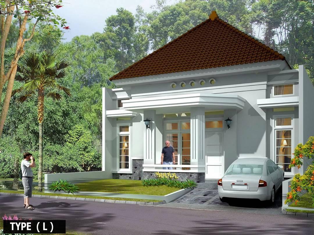 30 Gambar Tampak Depan Rumah Minimalis 1 Dan 2 Lantai 2018 Terbaru