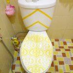 Stiker Toilet Untuk Dekorasi Kamar Mandi Menjadi Makin Cantik