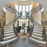 Tangga Rumah Mewah Elegan