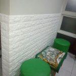 Wallapaper Dinding 3d Batu Bata