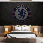 Wallpaper Dinding Kamar Anak Laki Laki Chelsea