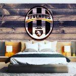 Wallpaper Dinding Kamar Anak Laki Laki Juventus