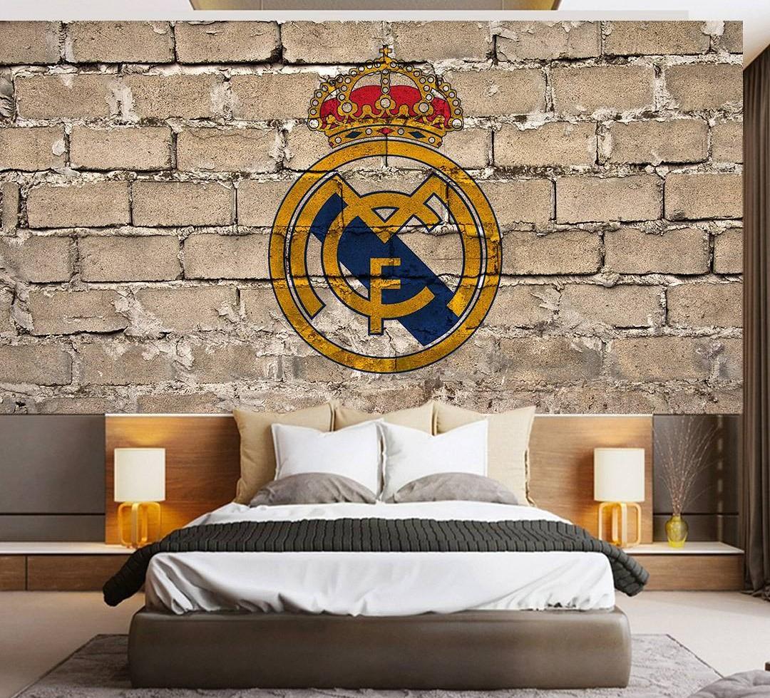 Kumpulan Wallpaper Dinding Kamar Real Madrid Terbaru