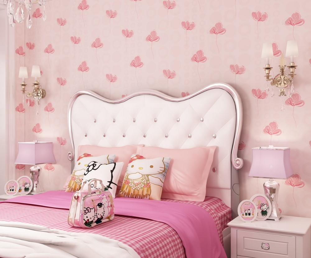 Motif Wallpaper Dinding Kamar Tidur Terbaru Gambartopcom