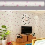 Wallpaper Stciker Dengan Motif Terbaru Untuk Dekorasi Kamar