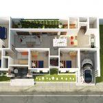 Gambar Denah Rumah Sederhana Type 36 45