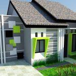 Trend Warna Cat Dinding Luar Rumah Yang Cerah Terbaru