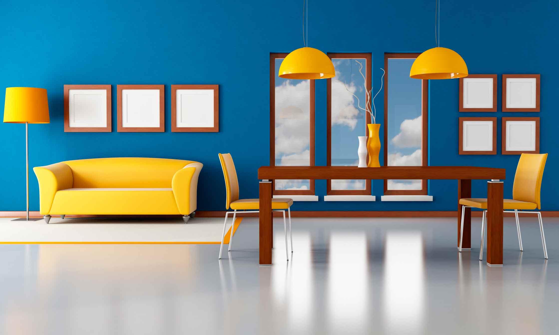 Trend Warna Cat Interior Rumah Minimalis Terbaru