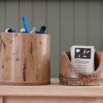 Cara Membuat Tempat Pensil Dari Bambu