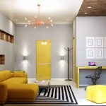Cat Interior Rumah Sederhana