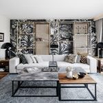 Dekorasi Desain Ruang Keluarga Unik