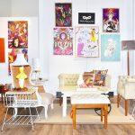 Dekorasi Dinding Ruang Keluarga Terbaru