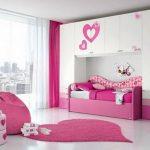 Dekorasi Kamar Pink Minimalis